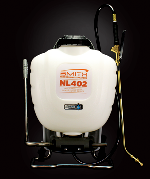4 Gallon Industrial and Contractor Series No Leak Backpack Sprayer